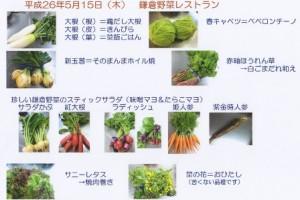 鎌倉野菜を食べつくそう!