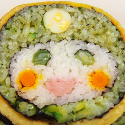 みま~も飾り巻き寿司