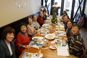 メリークリスマス☆みま~もレストラン12月